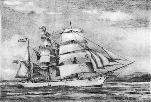 Image of the Ship Thermopylae