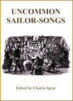 Cover of Uncommon Sailor-Songs